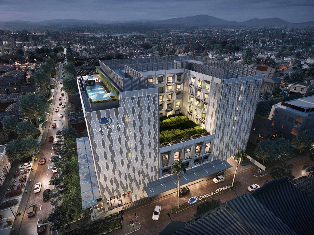 DoubleTree by Hilton Vientiane